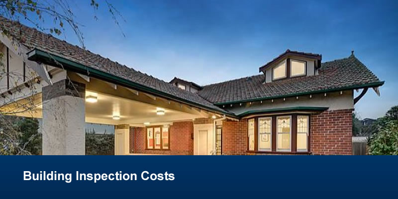 Costs of Building Inspections