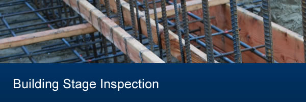 Building Stage Inspection