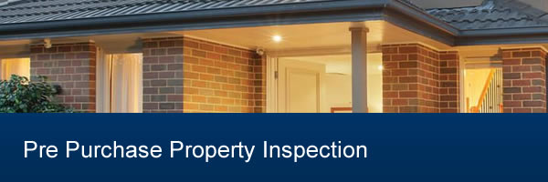 Pre Purchase Property Inspection